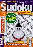 Puzzlelife Sudoku L 1&2 Magazine Issue NO 20