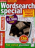 Family Wordsearch Special Magazine Issue NO 57