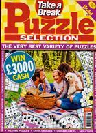 Take A Break Puzzle Select Magazine Issue NO 5
