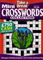 Tab Mini Crossword Coll Magazine Issue NO 115