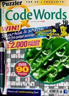 Puzzler Q Code Words Magazine Issue NO 458