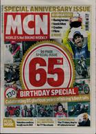 Motorcycle News Magazine Issue 29/04/2020