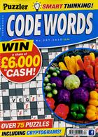 Puzzler Codewords Magazine Issue NO 287