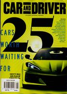 Car & Driver (Usa)  Magazine Issue MAY 20