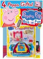 Peppa Pig Bag 0 Fun Magazine Issue NO 127