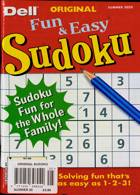 Original Sudoku Magazine Issue SUMMER