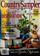 Country Sampler Magazine Issue MAY 20