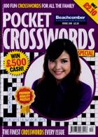 Pocket Crosswords Special Magazine Issue NO 100