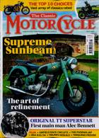 Classic Motorcycle Monthly Magazine Issue JUL 20