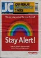 Jewish Chronicle Magazine Issue 22/05/2020