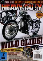 Heavy Duty Magazine Issue NO 168