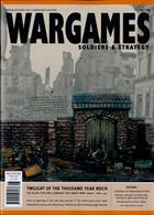 Wargames Soldiers Strat Magazine Issue NO 108