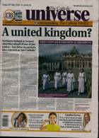 Catholic Universe Magazine Issue 22/05/2020