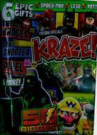 Kraze Magazine Issue 95 KRAZE