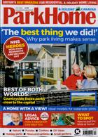 Park Home & Holiday Caravan Magazine Issue JUL 20