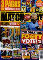 Match Of The Day  Magazine Issue NO 601