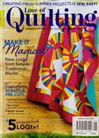 Love Of Quilting Magazine Issue MAY-JUN