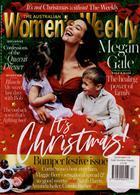 Australian Womens Weekly Magazine Issue XMAS