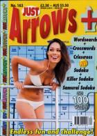 Just Arrows Plus Magazine Issue NO 163
