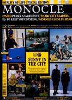 Monocle Magazine Issue JUL-AUG