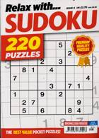 Relax With Sudoku Magazine Issue NO 8