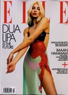 Elle Us Magazine Issue MAY 20