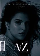 A2z Fashion Magazine Issue 06