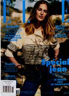 Elle French Weekly Magazine Issue NO 3876