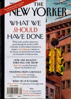 New Yorker Magazine Issue 11/05/2020