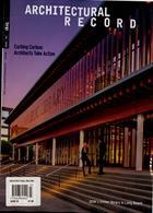 Architectural Record Magazine Issue MAR 20