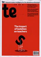 Times Educational Supplement Magazine Issue 01/05/2020