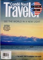 Conde Nast Traveller Usa Magazine Issue APR 20