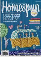 Homespun Magazine Issue FEB/MAR20