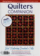 Quilters Companion Magazine Issue N101