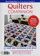 Quilters Companion Magazine Issue N102