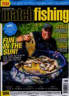 Match Fishing Magazine Issue AUG 20