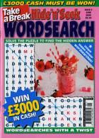 Take A Break Hide & Seek  Magazine Issue NO 5