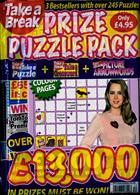 Tab Prize Puzzle Pack Magazine Issue NO 12
