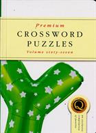 Premium Crossword Puzzles Magazine Issue NO 67