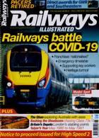 Railways Illustrated Magazine Issue JUN 20