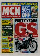 Motorcycle News Magazine Issue 06/05/2020