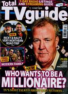 Total Tv Guide England Magazine Issue NO 20