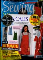 Love Sewing Magazine Issue NO 81
