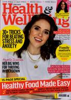 Health And Wellbeing Magazine Issue JUN 20
