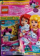 Lego Disney Princess Magazine Issue NO 2
