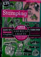 Creative Stamping Magazine Issue NO 85