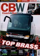 Coach And Bus Week Magazine Issue NO 1443
