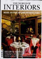 World Of Interiors Magazine Issue JUN 20