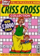 Take A Break Crisscross Collection Magazine Issue NO 6
