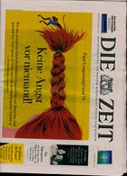Die Zeit Magazine Issue NO 19
